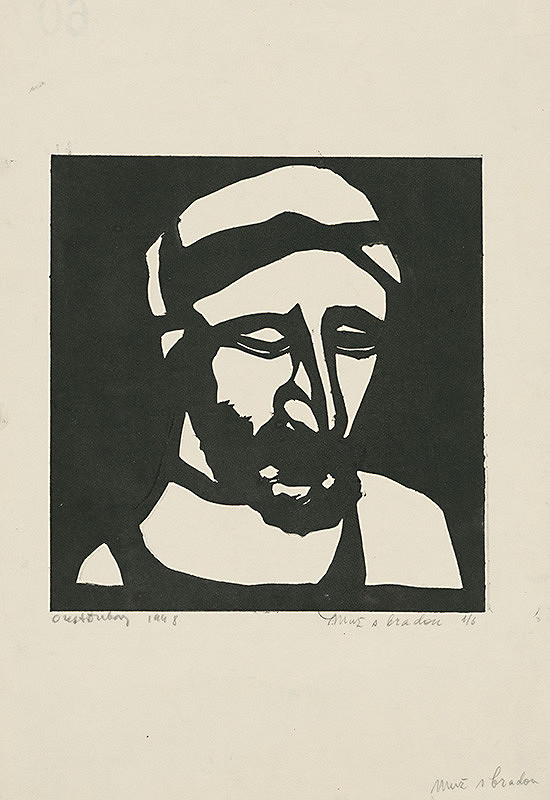 Orest Dubay - Muž s bradou
