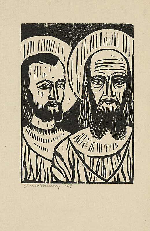 Orest Dubay – Ilustrácia II.