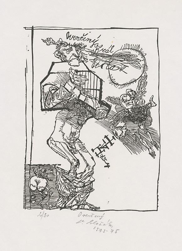 Vincent Hložník – Ovenčený I.
