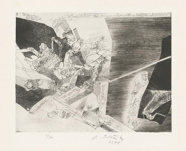 Vincent Hložník - Apokalypsa I.