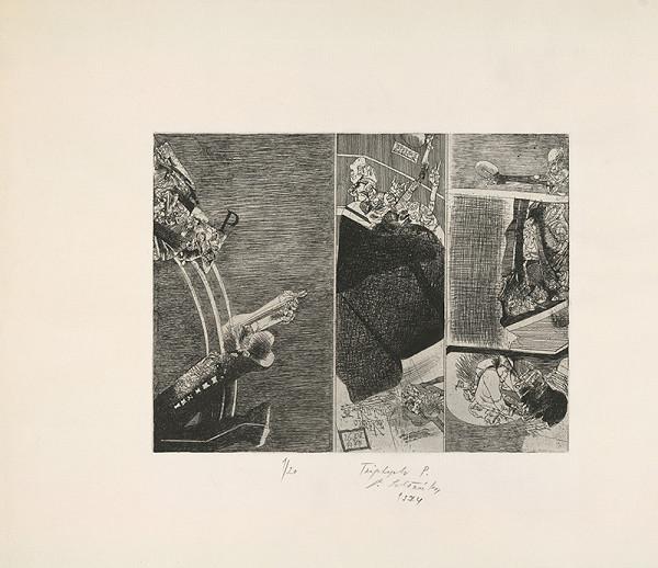 Vincent Hložník – Triptych P.