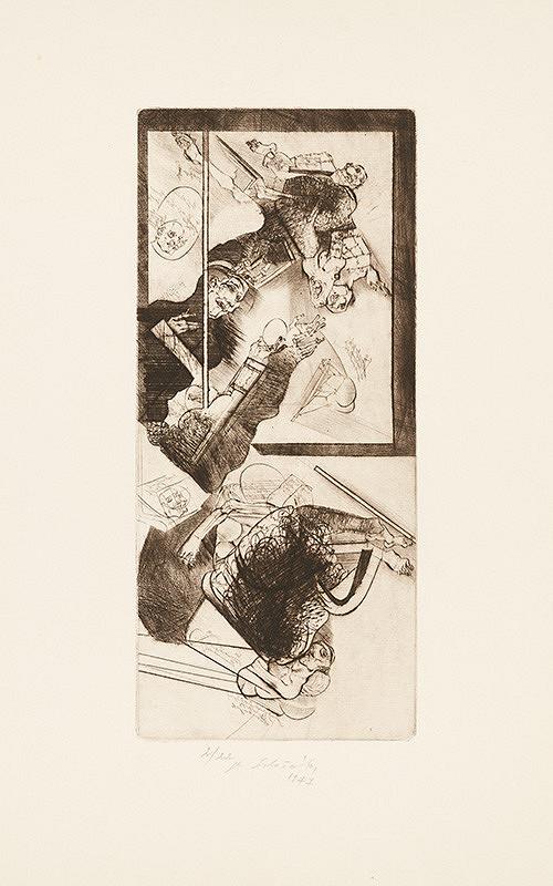 Vincent Hložník – Suchá ihla II.