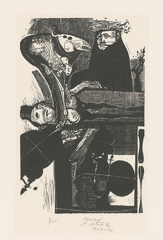 Vincent Hložník – Ovenčený