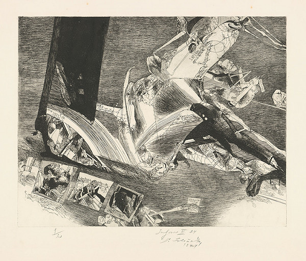 Vincent Hložník – Inferno IV. 74