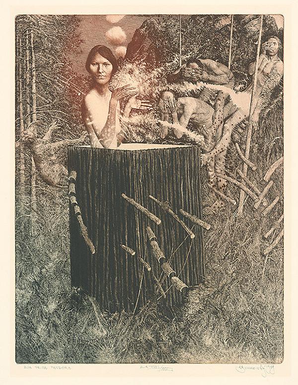 Albín Brunovský - Eva Prima Pandora