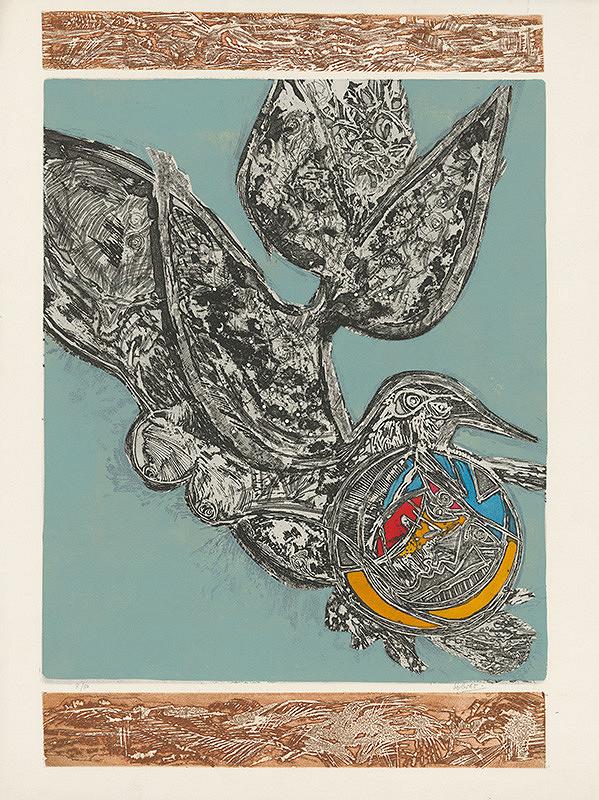 Josef Liesler – Bájny vták