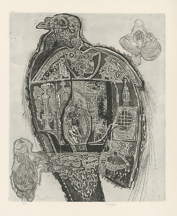 Josef Liesler – Benátsky holub
