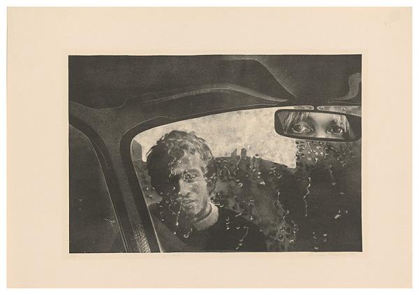 Veronika Rónaiová - V aute