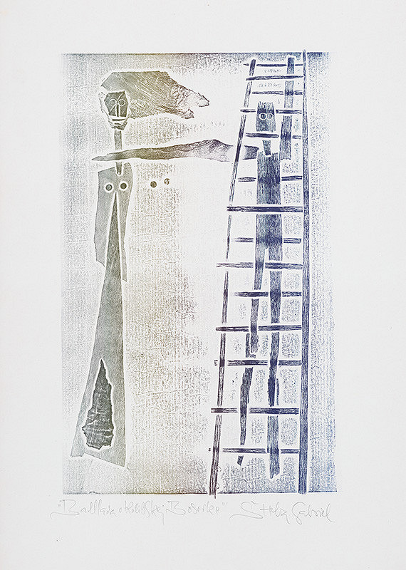 Gabriel Štrba st. – Balada o kolibskej bosorke