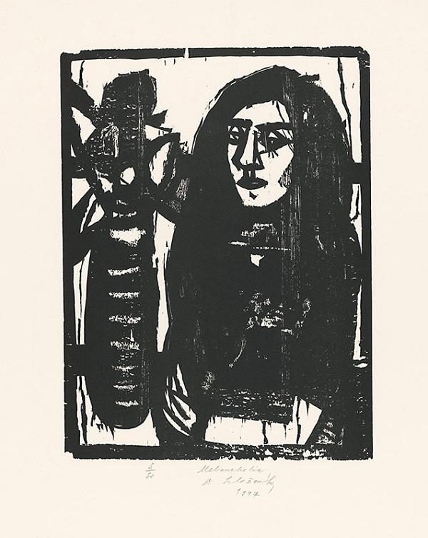 Vincent Hložník – Melanchólia
