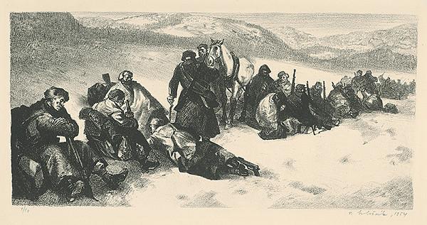 Vincent Hložník - Na pochode