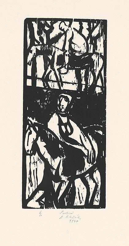 Vincent Hložník – Pastieri