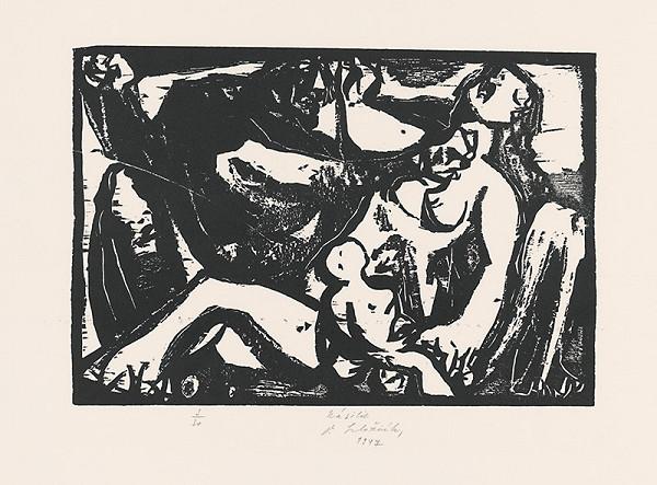 Vincent Hložník – Násilie