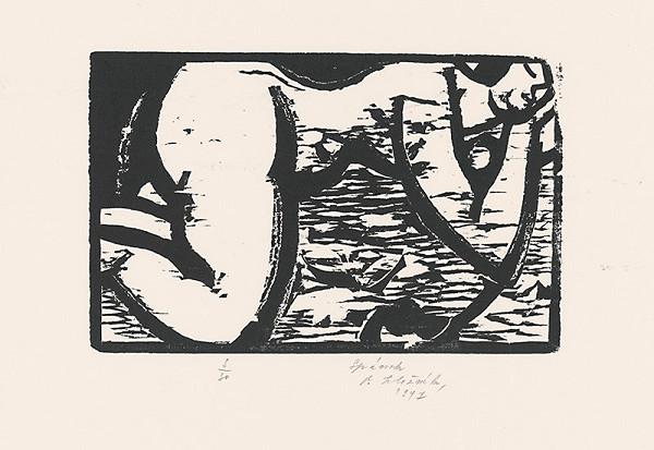 Vincent Hložník - Spánok
