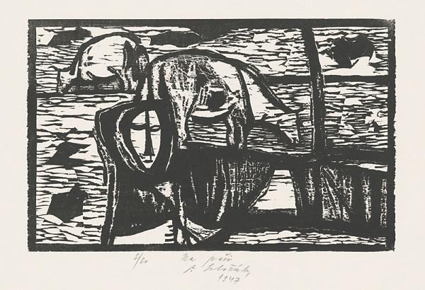 Vincent Hložník – Na paši