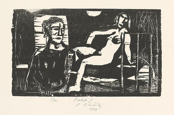 Vincent Hložník - Postel I.