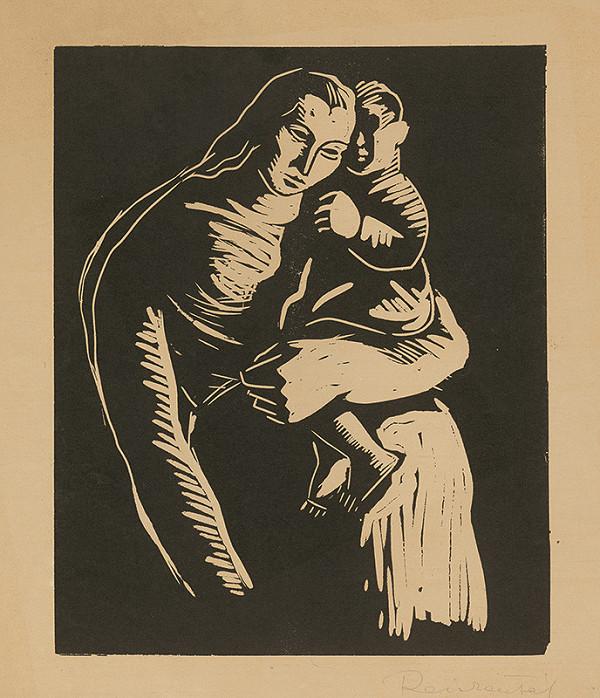 František Reichentál – Matka s dieťaťom
