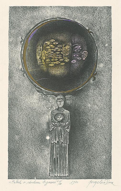Viera Gergeľová – Príbeh o stookom Argusovi