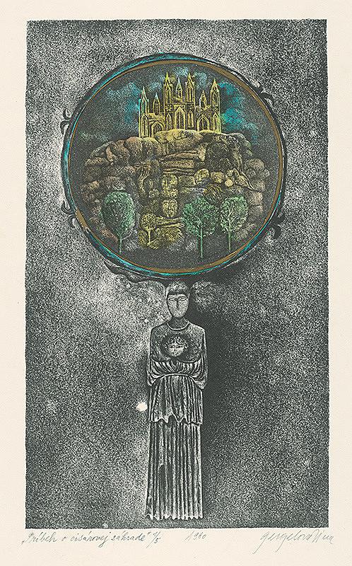 Viera Gergeľová – Príbeh o cisárovej záhrade