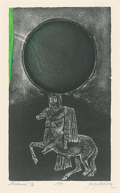 Viera Gergeľová - Kentauros
