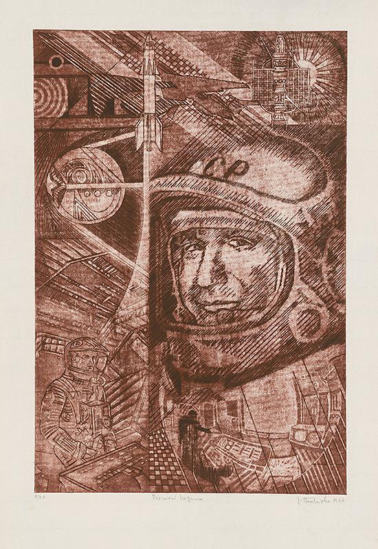 Ján Ondriska - Pionieri kozmu