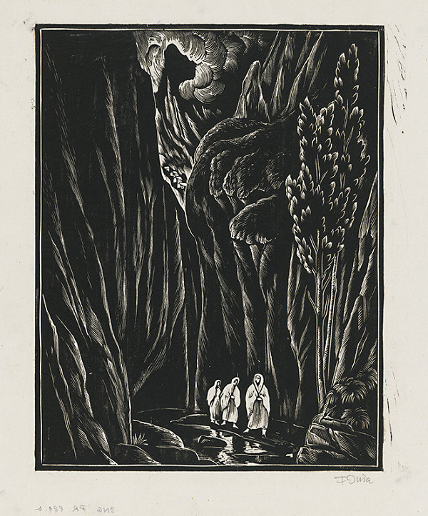 Ferdiš Duša – Manínska Súteska