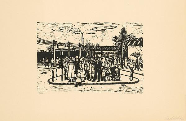Alojz Klimo – Zastávka 1953