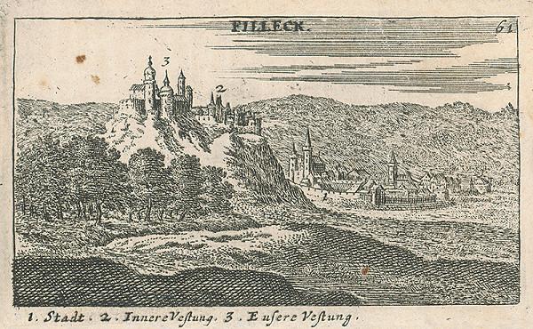 Nemecký autor z 2. polovice 19. storočia – Fiľakovo