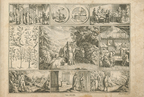 Johann Georg Penzel – Milosrdný samaritán