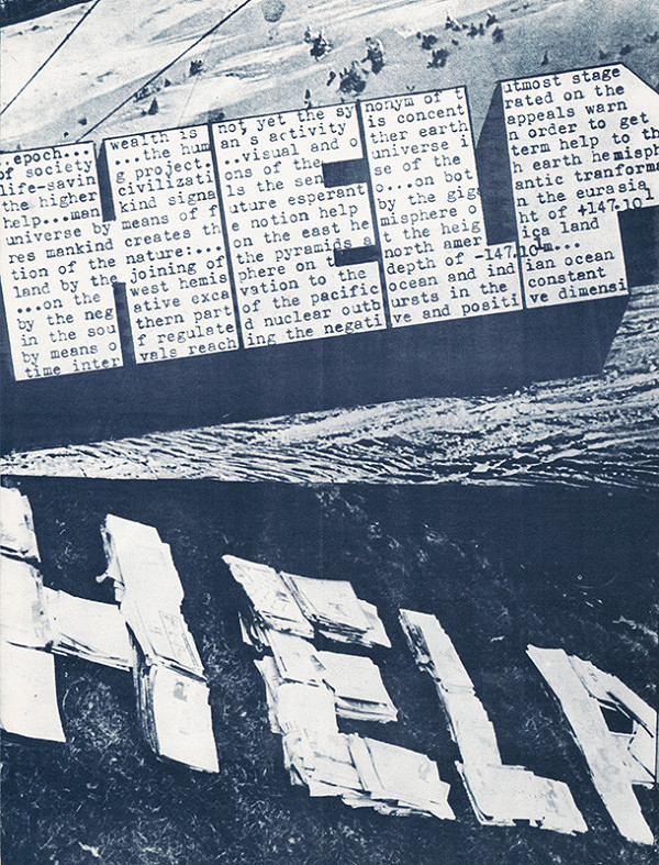 Juraj Meliš – HELP – List z Modrého albumu
