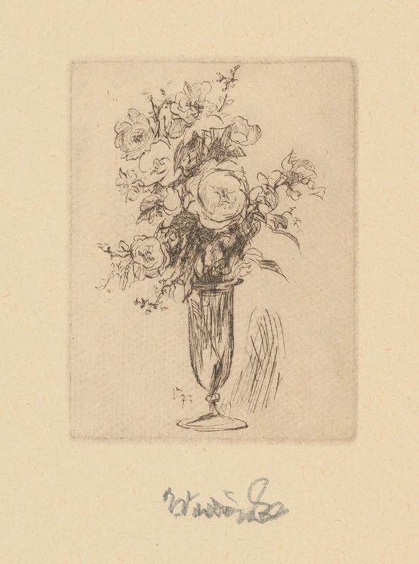 Jaroslav Vodrážka – Kvety vo váze