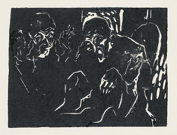 Ernest Špitz – Dvaja starci