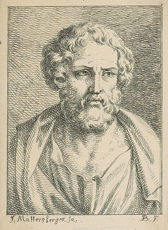 Josef Bergler ml. - Starý muž II.