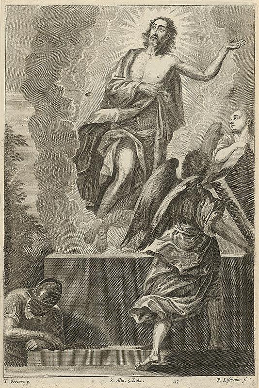 Paolo Veronese, Peter Lisebetius, David Teniers ml. - Zmŕtvychvstanie