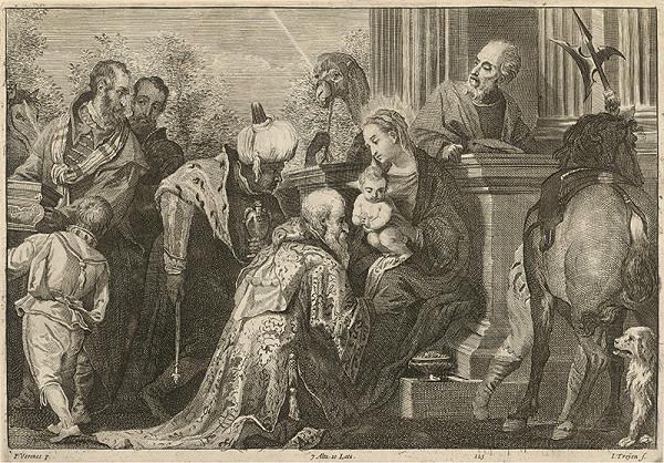 Paolo Veronese, Jan van Troyen, David Teniers ml. – Klaňanie troch kráľov