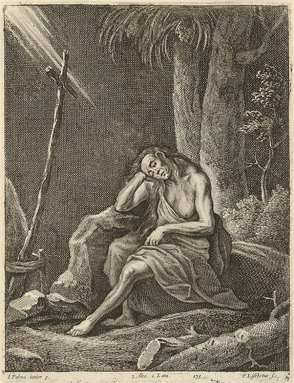 Jacopo, il giovane Palma, Peter Lisebetius, David Teniers ml. - Svätica - Mária Magdaléna (?)
