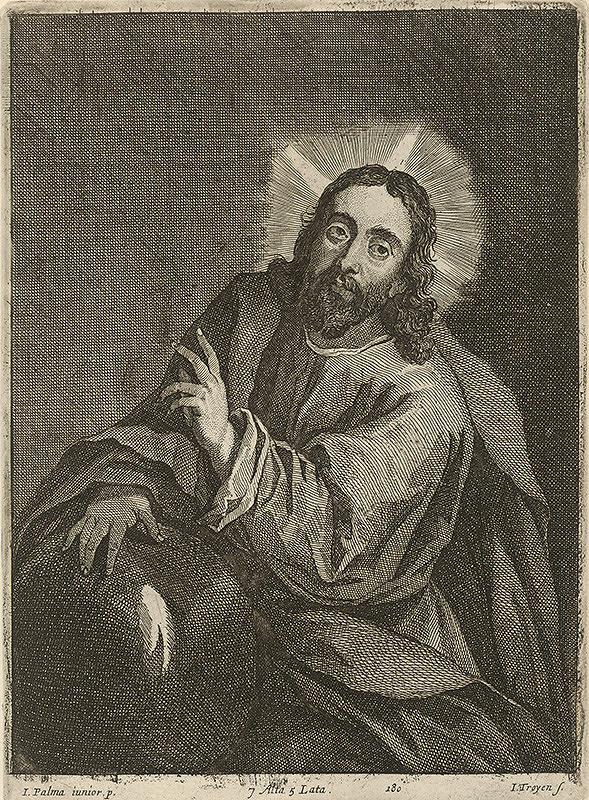 Jacopo, il giovane Palma, Jan van Troyen, David Teniers ml. - Salvator Mundi