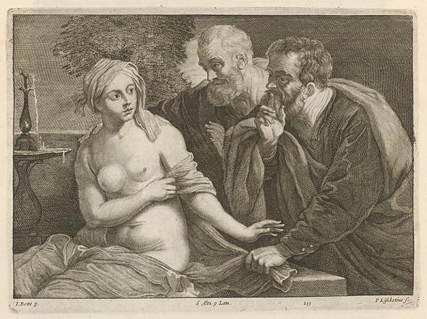 Peter Lisebetius, David Teniers ml. – Zuzana a starci