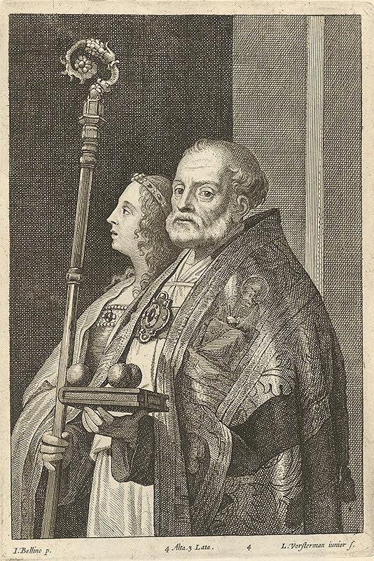 Lucas Vorsterman, Giovanni Bellini, David Teniers ml. – Sv. Mikuláš