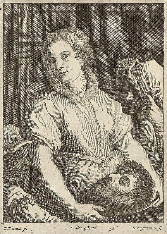 Titian, Nikolaus van Hoy - Portrét muža podľa Titiana
