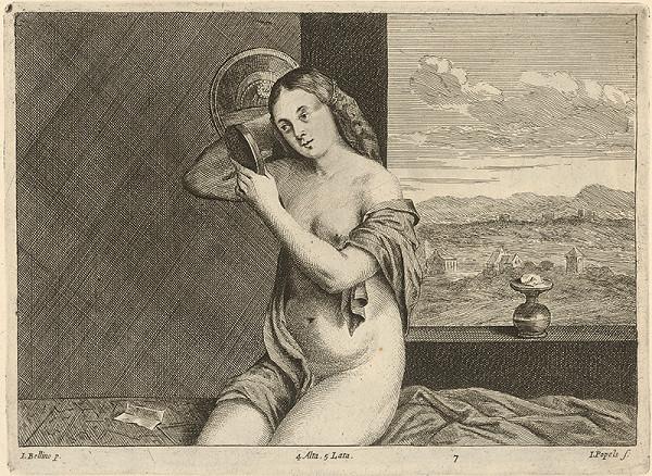 Giovanni Bellini, Jan Popels, David Teniers ml. – Venušina toaleta