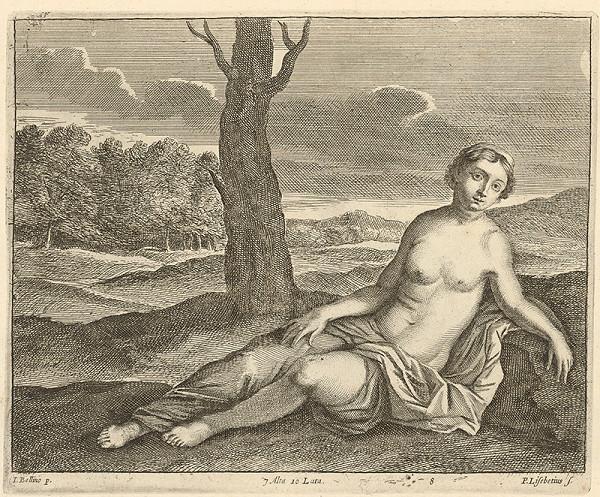 Peter Lisebetius, Giovanni Bellini, David Teniers ml. - Venušina v krajine