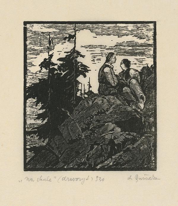 Anton Djuračka – Na skale
