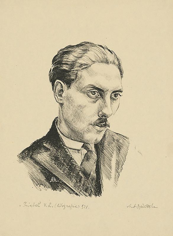 Anton Djuračka - Priateľ V.L.