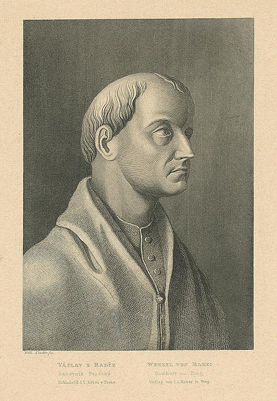Wilhelm Kandler - Václav z Radče