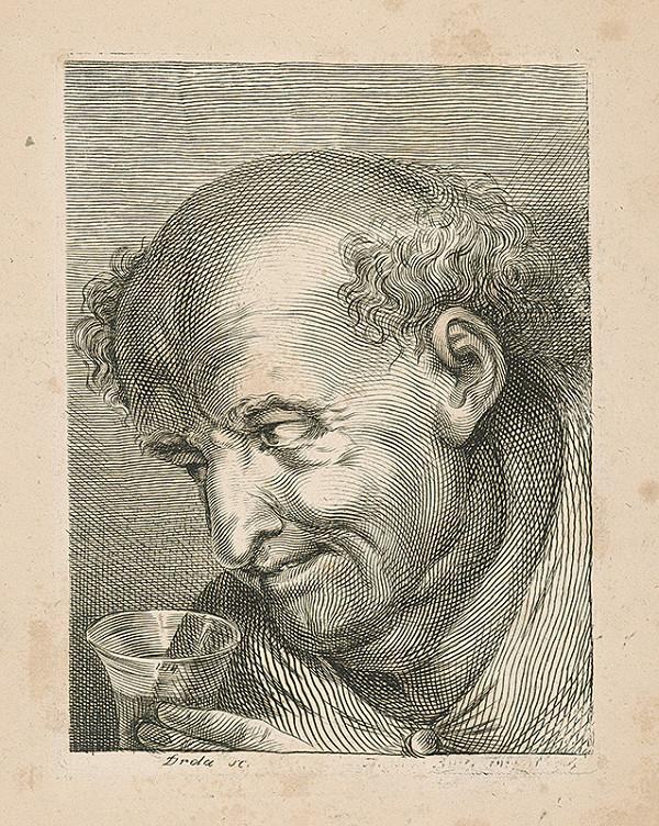 Josef Jan Alois Drda - Hlava starca