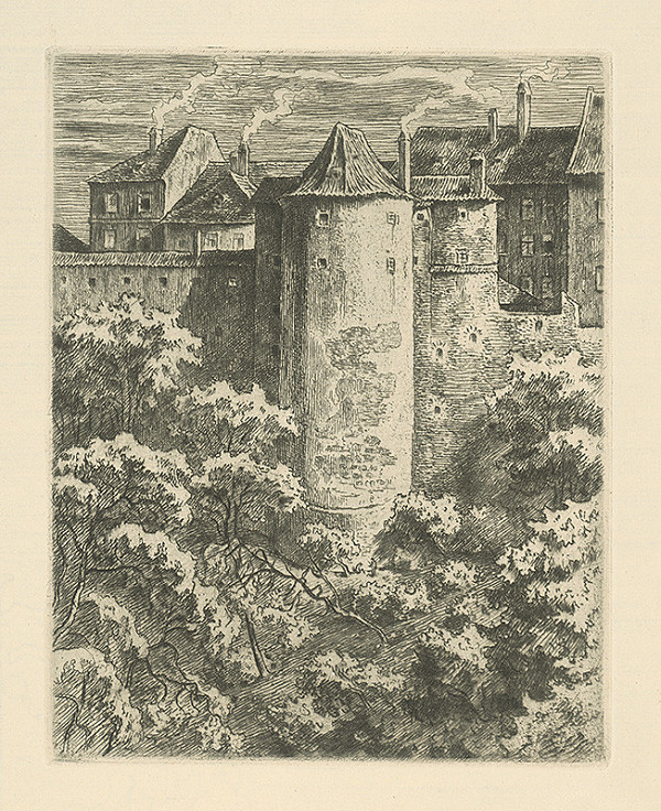 Vladimír Silovský – Pražský hrad