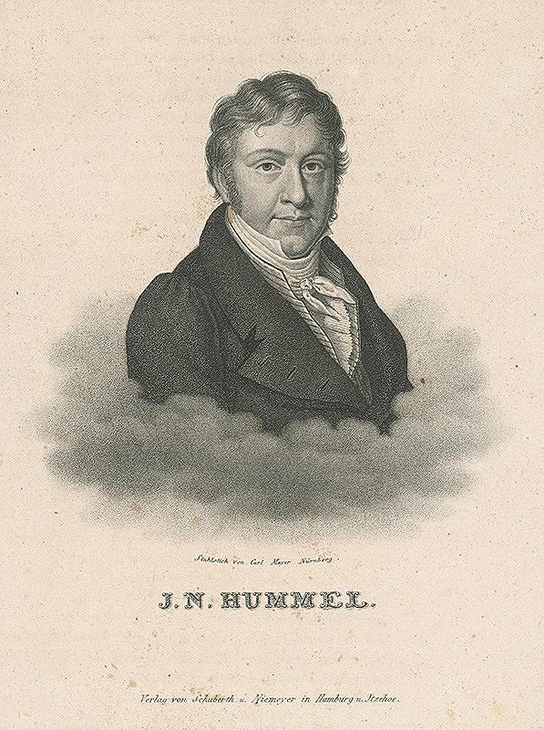Carl Mayer - Ján Nepomuk Hummel