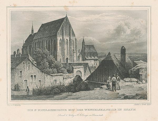 Karl Würbs, Emil Höfer – Kostol sv.Mikuláša v Znojme