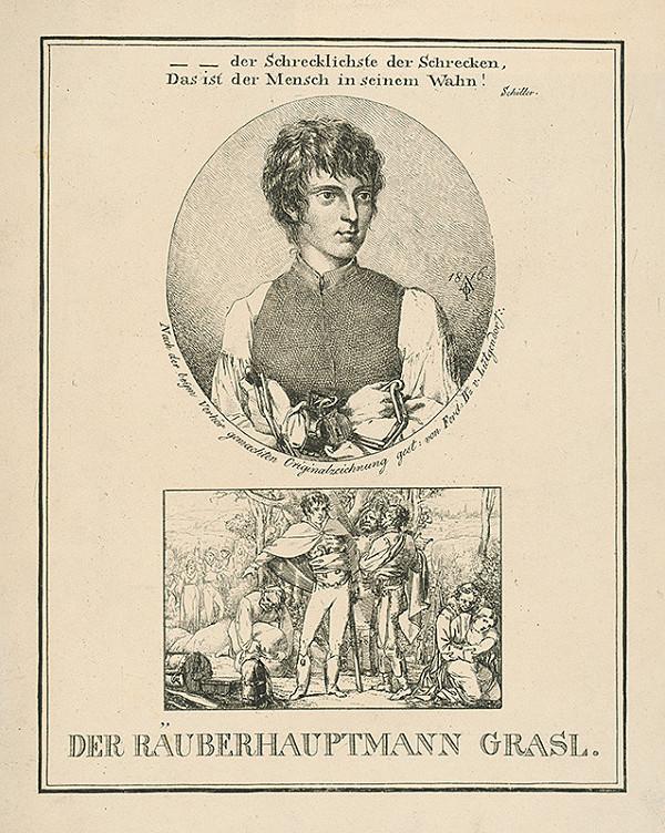 Ferdinand Karl Theodor Lütgendorff – Veliteľ zbojníkov Grasl
